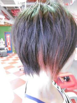 ヴィジュアル系 髪型 女 , HTFYL